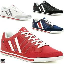 Alpine Swiss Stefan Mens Retro Fashion Sneakers Tennis Shoes